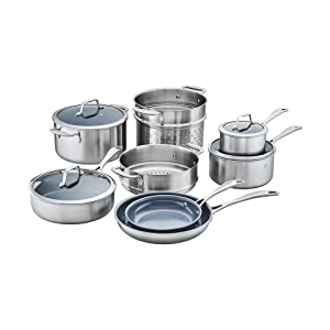 Best 3 Zwilling Ceramic Cookware Reviews of 2021 3