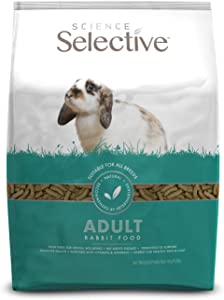 Supreme Petfoods Science Selective Rabbit 8.8lbs, Brown, Model Number: 4190