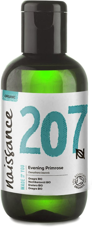 Naissance Aceite Vegetal de Onagra BIO 100ml - 100% puro, prensado ...