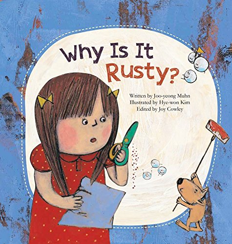 Download Why Is It Rusty? (Science Storybooks Oxidation) pdf epub