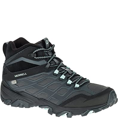 Merrell Women's Moab FST Ice+ Thermo Granite 5 ...