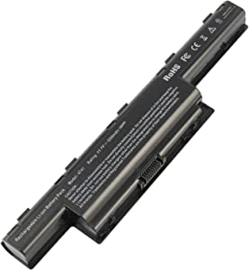 Li-ion Cell Laptop Battery Compatible with Acer AS10D31 AS10D51, Acer Aspire 5253 5251 5336 5349 5551 5552 5560 5733Z / Acer TravelMate 5740 5735Z 5740G / Gateway NV55C NV50A NV53A NV59C