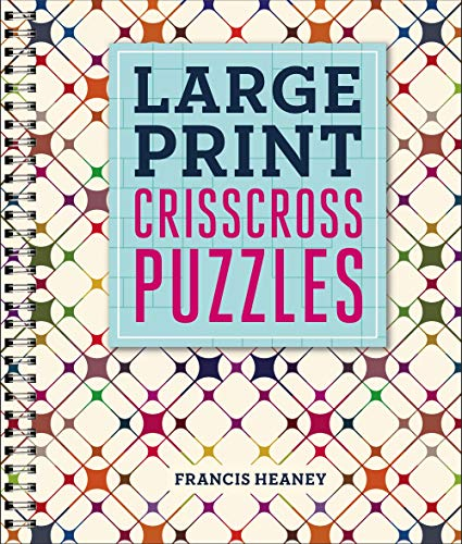 Pdf Entertainment Large Print Crisscross Puzzles