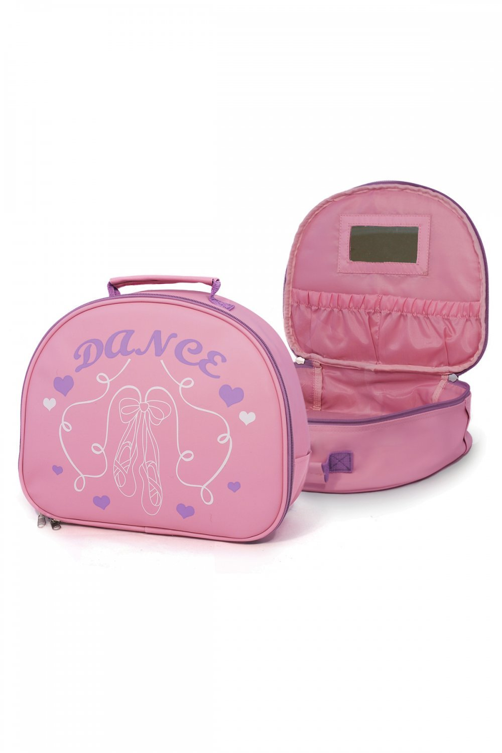 One Size Pink Roch Valley Soft Vanity Case