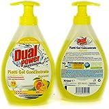 Dual Power Gel Piatti - 300 ml