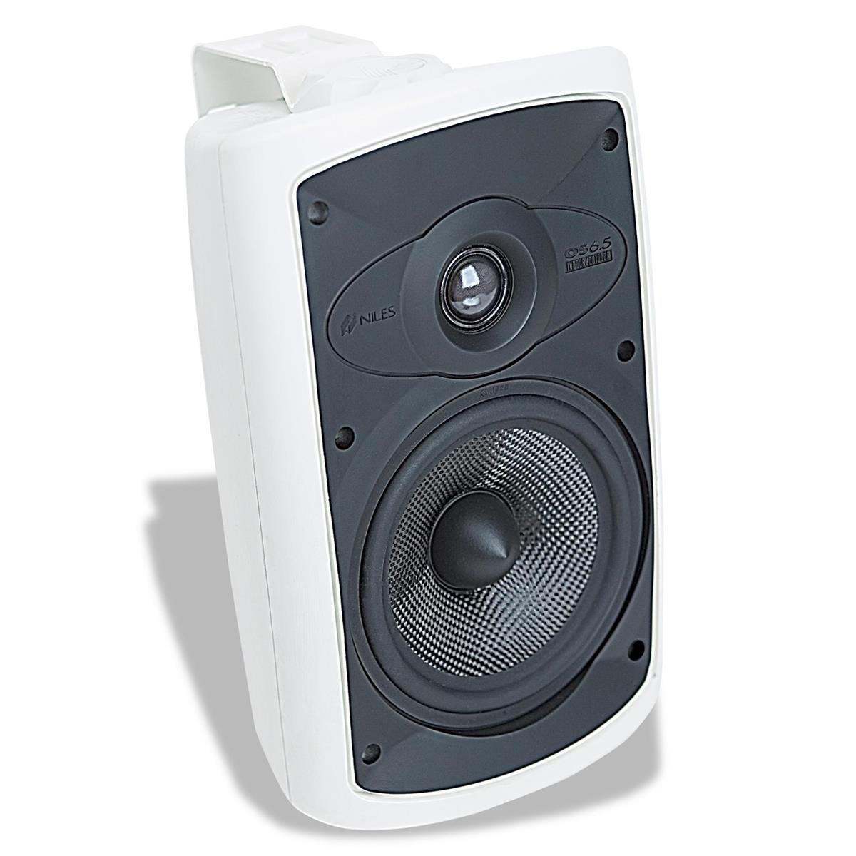 Niles OS6.5 (Pr) 6 Inch 2-Way High Performance Indoor Outdoor Speakers