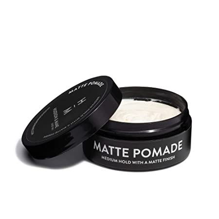 Hudson And Mane Hair Styling Clay, Pomade Or Paste (Pomade) by Hudson And Mane