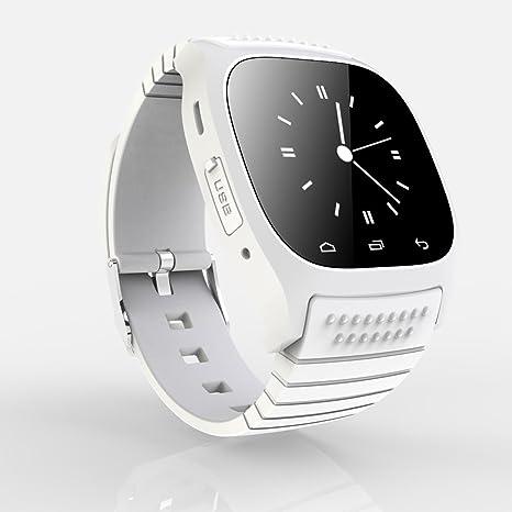 Amazon.com: El bestdeal Bluetooth reloj inteligente reloj de ...