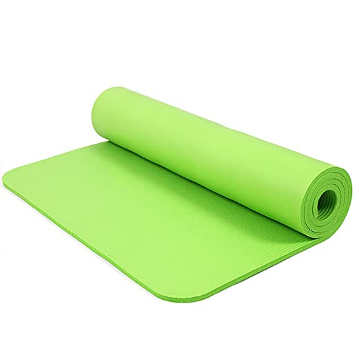 HBJP Alfombras para Yoga, Thicken Widen Fitness Alfombra ...