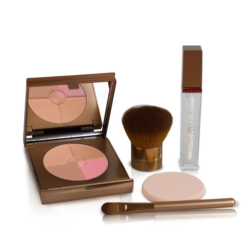 High Street TV Jerome Alexander Magic Minerals Bronzer Face Powder MAGB