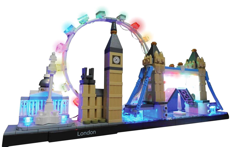 Amazoncom Brick Loot Lighting Kit For Your Lego London England