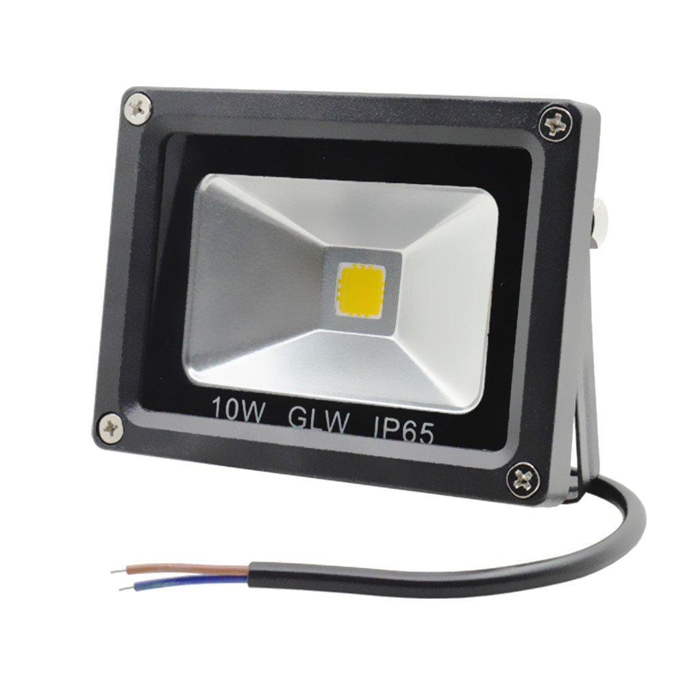 lenbo 12v ac dc 10w pir led flood light warm white floodlight 3000k motion se ebay. Black Bedroom Furniture Sets. Home Design Ideas