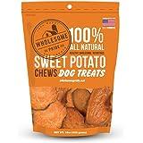 Wholesome Pride Pet Treats Sweet Potato Chews Dog Treats - 16oz - Grain Free, All Natural, Vegetarian, Made in the USA