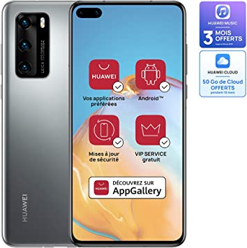 Huawei P40 Lite Smartphone Libre 4G: Amazon.es: Electrónica