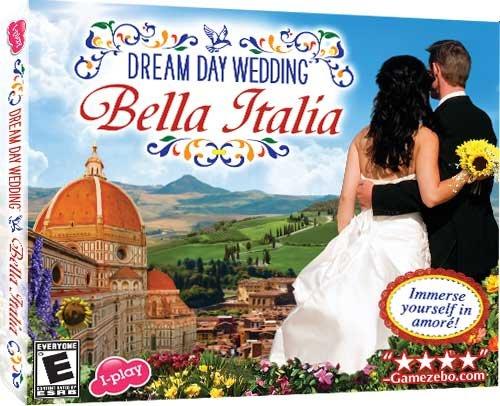 Amazon.com: Dream Day Wedding: Bella Italia: Video Games