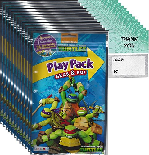 Teenage Mutant Ninja Turtles Grab n Go Play