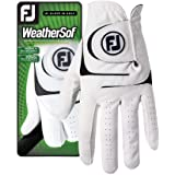 FootJoy New Improved WeatherSof Mens Golf Glove - Choose Your Hand & Size. World #1 Golf Glove