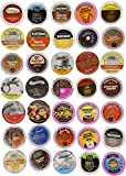 K-cup for Keurig Brewers, Regular & Flavored Coffee Variety Pack (50-count)