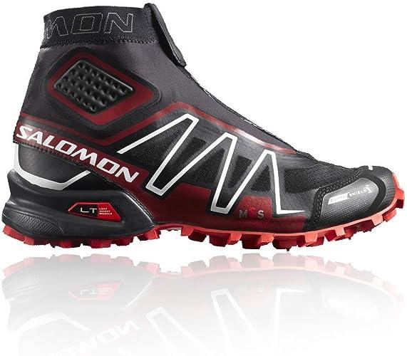 salomon speedcross 4 vs reebok all terrain gtx