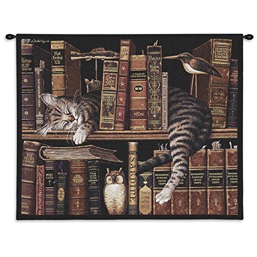 "Pure Country Weavers ""Frederick the Literate"" Wall Tapestry For Sale"