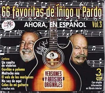 Las 66 Favoritas De J.M Iñigo Y J.R Pard: Varios: Amazon.es: Música