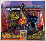 DC Universe & Masters of the Universe Classics Exclusive 2Pack Skeletor Vs. Lex Luthor