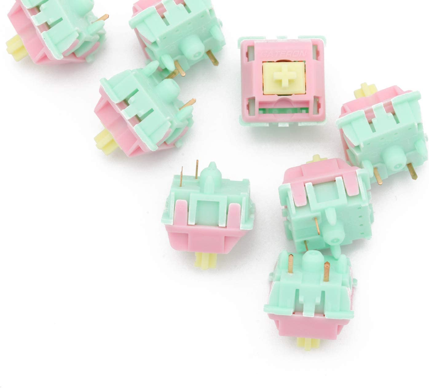 Gateron Keyfirst Cream switch
