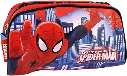 Spiderman Estuche de Maquillaje - 1 Unidad: Amazon.es: Belleza