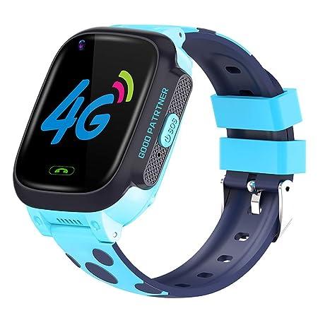 Lging Reloj Inteligente GPS Impermeable For Niños Reloj ...