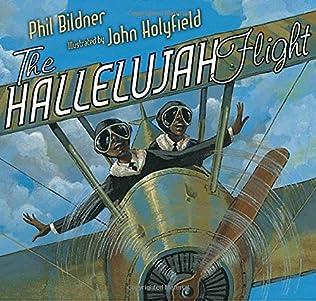 book cover of The Hallelujah Flight