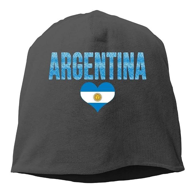 chipo Argentina Bandera Argentina Mujeres/Hombres Sombrero de Lana ...