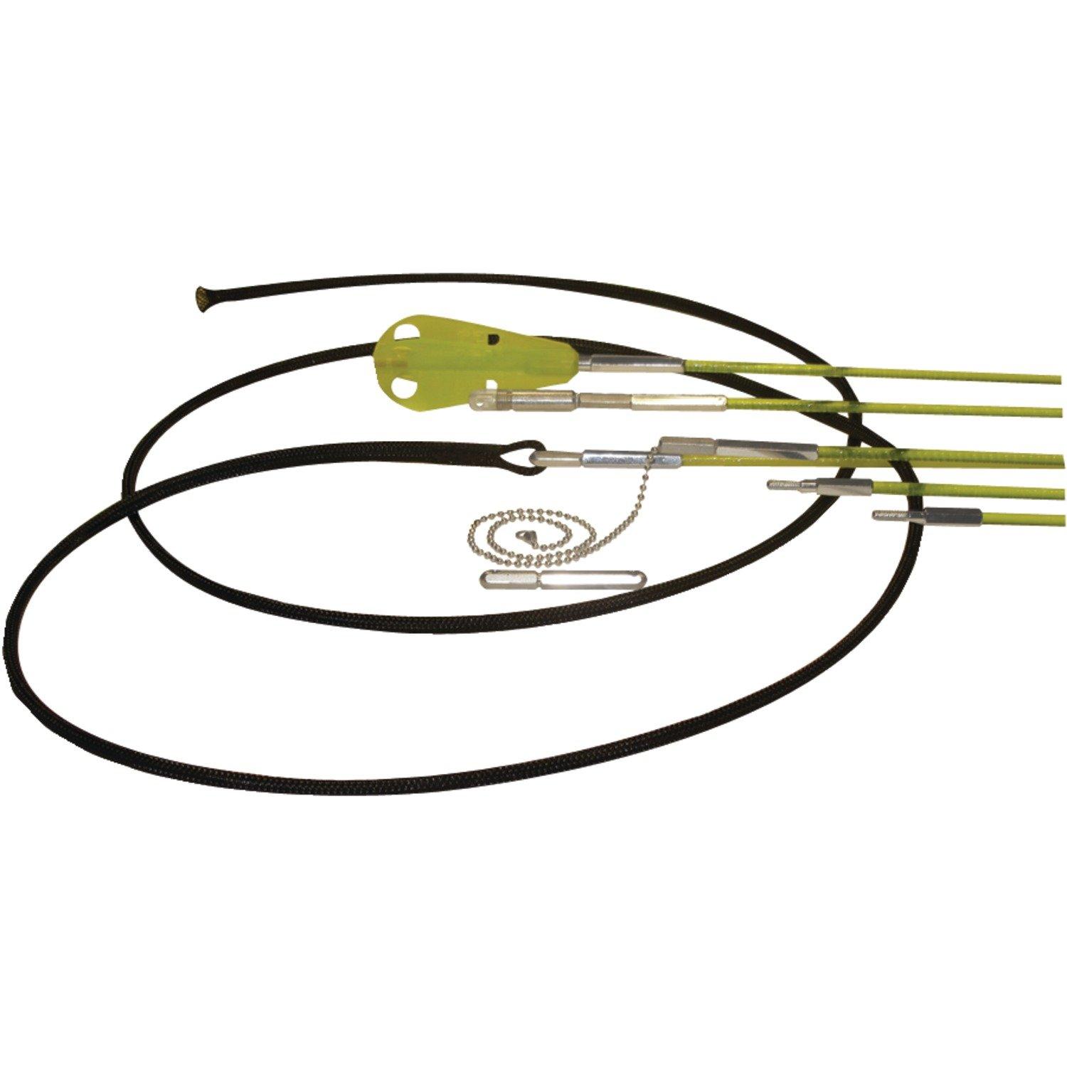 LABOR SAVING DEVICES 81-000 Creep-Zit Fiberglass Wire Running Kit