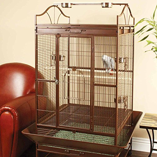 You & Me Standing Parrot Cage by You&Me