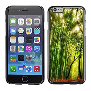 Cubierta de la caja de protección la piel dura para el Apple iPhone 6PLUS (5.7) - Virus Cell Blood Stems