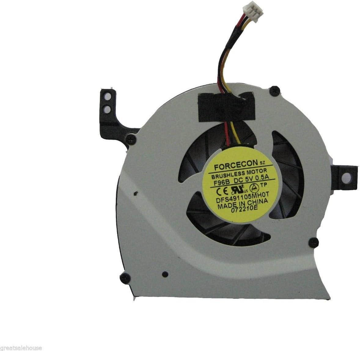 For Toshiba Satellite L645-SP4137L CPU Fan