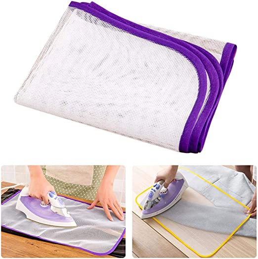 Ironing Mat Laundry Pad Washer Dryer Cover Protector Heat Resistant Blanket