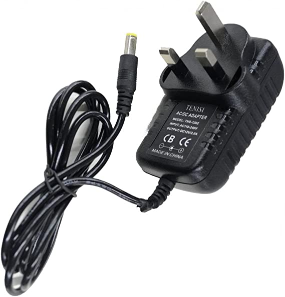 10PCS 12V 2A AC To DC Adapter Charger Power Supply For LED Light CCTV Camera UK
