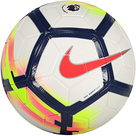 continue Do everything with my power Waste  Nike Unisex_Adult Premier League Strike Football: Amazon.co.uk: Sports &  Outdoors