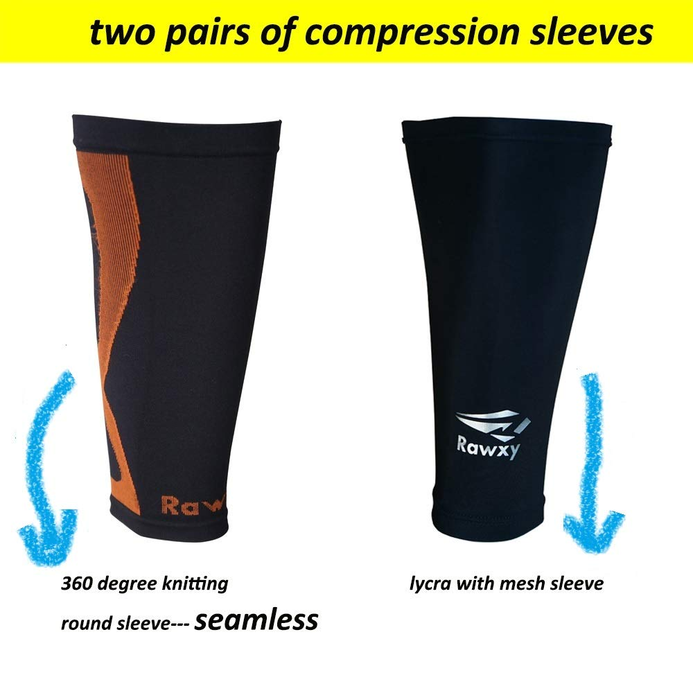 with Compression Sleeve,Adult Junior Men Women Fit Height Range 59 ~ 65 Shin Guards Soccer with Extreme Armour Foam Protection