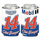 NASCAR 12-Ounce Can Cooler, 2017 Sponsor Graphics (Clint Bowyer)