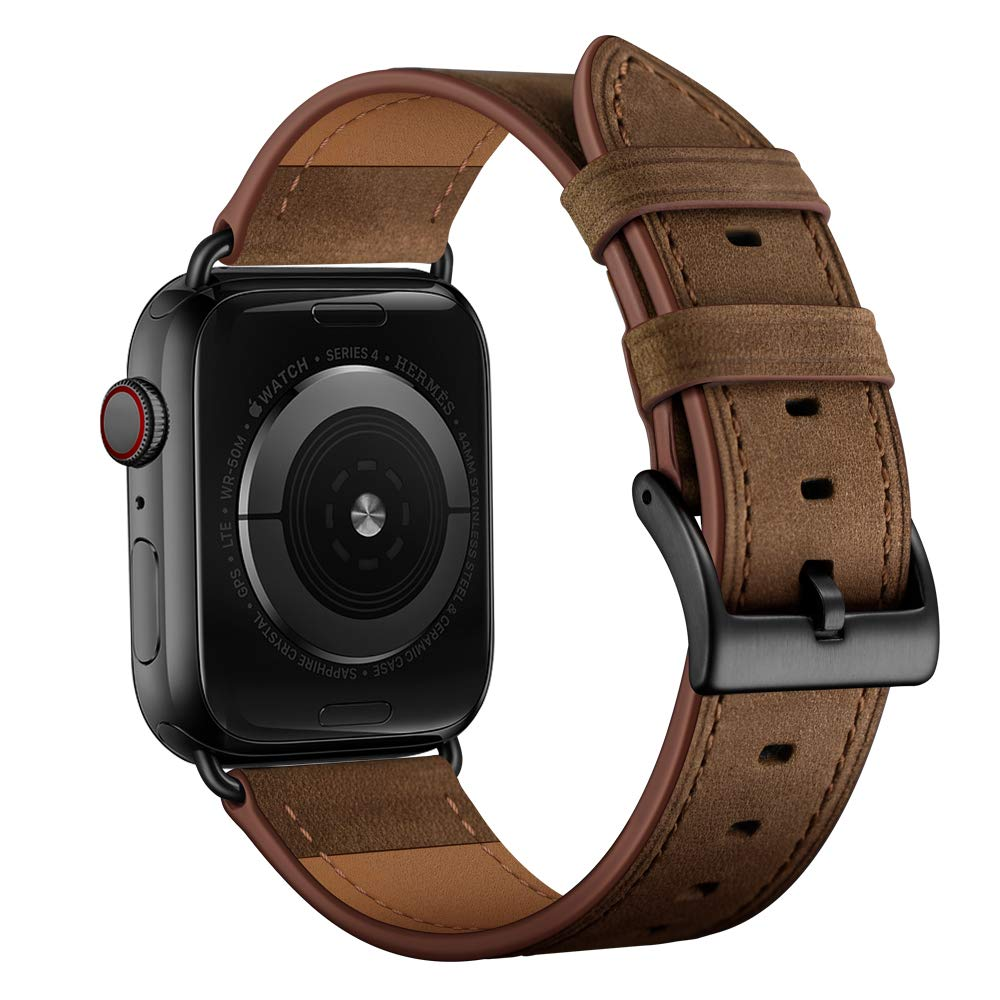 Malla Cuero para Apple Watch (38/40mm) OUHENG [7RHHN555]