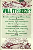 Will It Freeze?
