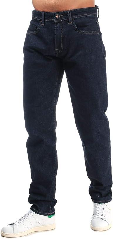 Limón condón el primero  Timberland - Jeans da uomo Tac Core in denim con zip fly- affusolato a  contrasto Blu 95: Timberland: Amazon.it: Abbigliamento