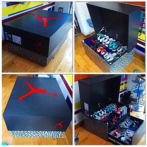 Giant Shoe Box Shoe Storage Unit