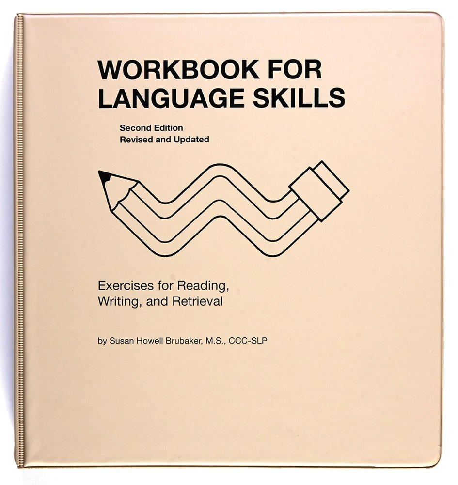 ALIMED 80191 Workbook for Language Skills