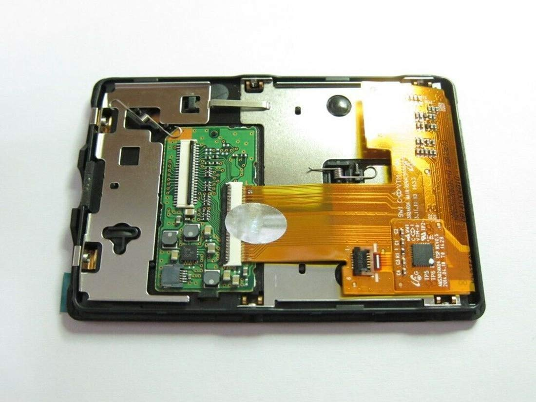 Replacement New Back Cover LCD Display Screen with PCB Board Ass'y VYK6T31 for Panasonic Lumix GH4 DMC-GH4 AG-GH4 by mEOZIADao (Image #2)