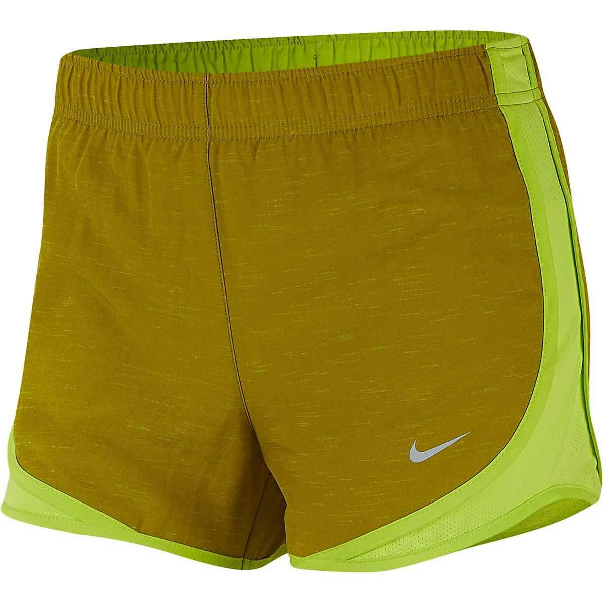 Nike Women's Dri-fit Tempo Track 3.5 Short (Green Bright, Medium) by Nike