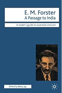 a passage to india literary criticism