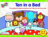 Galt Toys Inc Ten in a Bed Board Game