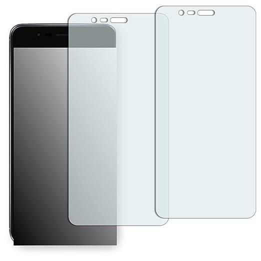 7 opinioni per 2 x Golebo Crystal Pellicola Protettiva per Asus ZenFone 3 Max (ZC520TL)-